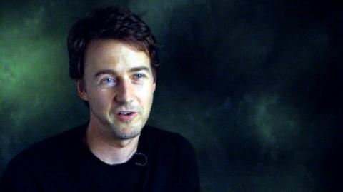 "The Incredible Hulk (2008) - Interview Edward Norton ""On Hulk's showdown with the army"""