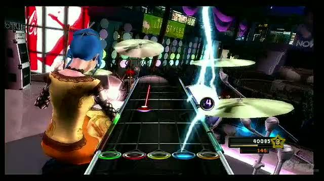 Band Hero Nintendo Wii Gameplay - Heard it Fromt the Grapevine