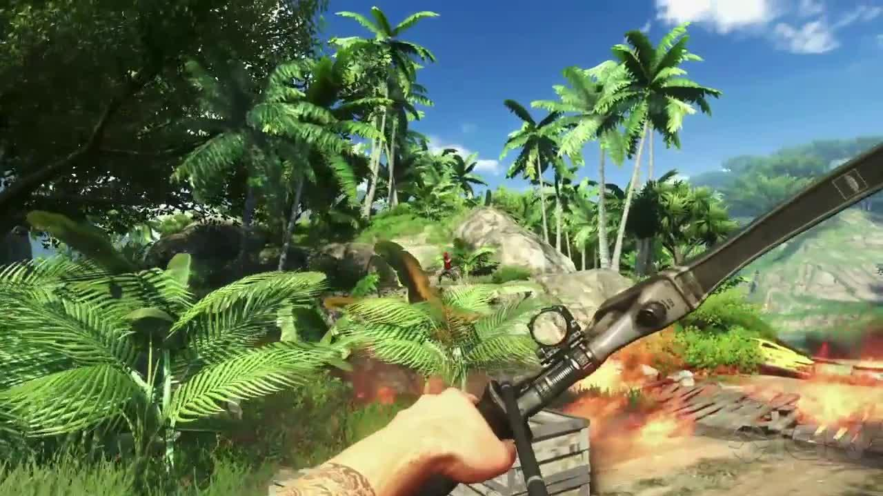Far Cry 3 Weapons Trailer