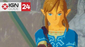 Zelda Breath of the Wild Walkthrough - Assualting Divine Beast Vah Rudania (Part 24)
