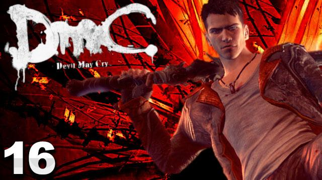 DMC Devil May Cry Walkthrough Part 16 The Plan (W Commentary)