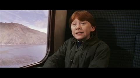 Harry Potter and the Sorcerer's Stone - Ron Weasley