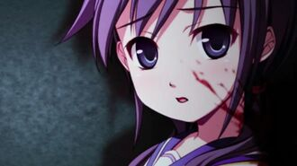 Corpse Party Blood Covered Repeated Fear - Opening Movie