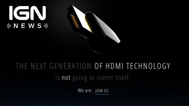The Future Belongs to 8K With New HDMI Specification - IGN News