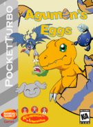 Agumon's Eggs Box Art 3