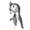 Super Smash Bros. Strife recolour - Meloetta-Aria 5