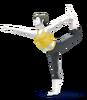 Super Smash Bros. Strife recolour - Wii Fit Trainer 2
