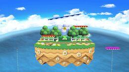 Yoshi's New Island (V2) by ALM5252, Wingedkoopa67 SSBB