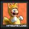 ACL Mario Kart 9 character box - Kitsune Luigi