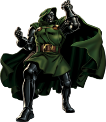 Heroic War - Doctor Doom