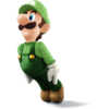 Super Smash Bros. Strife recolour - Luigi 5