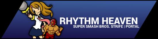 SSBStrife portal image - Rhythm Heaven