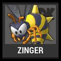 Super Smash Bros. Strife SR enemy box - Zinger