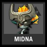Super Smash Bros. Strife Assist box - Midna