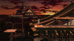 SSBU Suzaku Castle