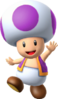 Super Smash Bros. Strife recolour - Toad 5