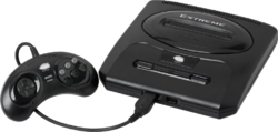 Bandai Extreme Console and Controller