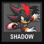 Super Smash Bros. Strife Assist box - Shadow