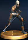 Gray Fox - Brawl Trophy