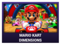 J-Games game box - Mario Kart Dimensions