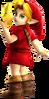Super Smash Bros. Strife recolour - Young Link 1