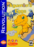 Agumon's Eggs Box Art 1
