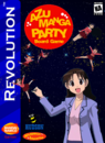 Azumanga Party Board Game Box Art 2