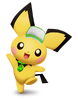 Super Smash Bros. Strife recolour - Pichu 4