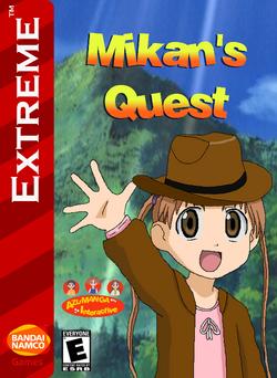 Mikan's Quest Box Art
