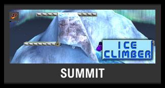 Super Smash Bros. Strife stage box - Summit