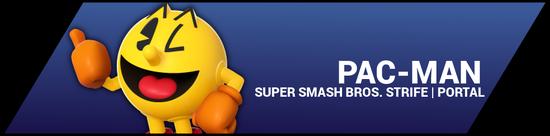 SSBStrife portal image - Pac-Man