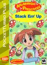 Azumanga Preschool Stack Em' Up Box Art 2