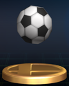 Soccer Ball - Brawl Trophy