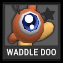 Super Smash Bros. Strife SR enemy box - Waddle Doo