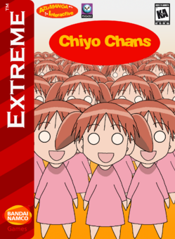 Chiyo Chans Box Art 1