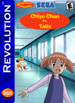 Chiyo Chan Vs Tails Box Art 1