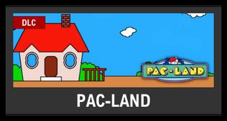 Super Smash Bros. Strife stage box - Pac-Land