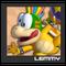 ACL Mario Kart 9 character box - Lemmy Koopa