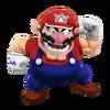 Super Smash Bros. Strife recolour - Wario 9