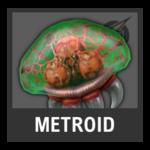 Super Smash Bros. Strife Assist box - Metroid