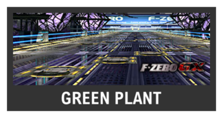 Super Smash Bros. Strife stage box - Green Plant
