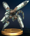 Metal Gear RAY - Brawl Trophy