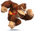 SSB4U3D Donkey Kong