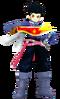 Super Smash Bros. Strife recolour - Lloyd 5