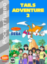 Tails Adventure 2 Box Art 5