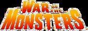 War of the monsters logo hd by mechanicorga-d9sbfvp