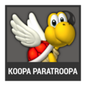 Super Smash Bros. Strife SR enemy box - Koopa Paratroopa