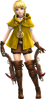 Super Smash Bros. Strife recolour - Linkle 3