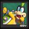 ACL Mario Kart 9 character box - Iggy Koopa
