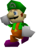 Super Smash Bros. Strife recolour - Mario 64 4